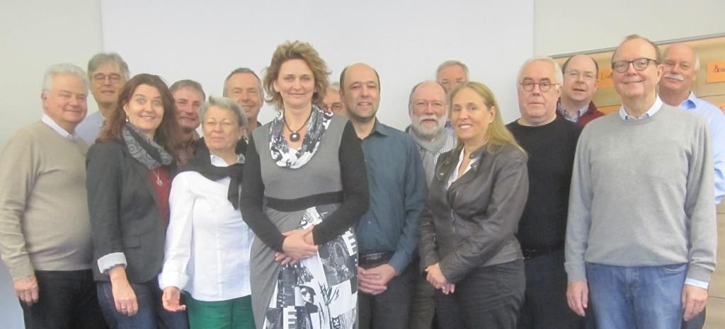 Strategie-Netzwerk - Treffen im Januar 2015