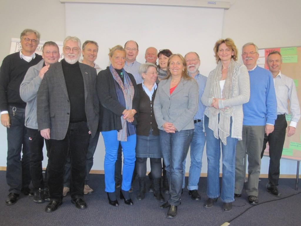 Netzwerk-Treffen im Januar 2014
