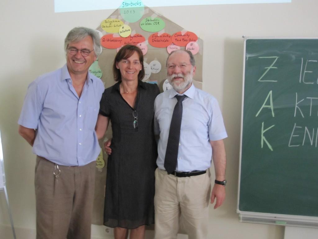 BSC-Seminar an der Humboldt Universität zu Berlin